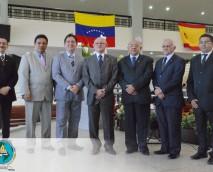 DIRETORIA (da esquerda para direita)  Ev. José Roberto, Ev. Fábio Henrique, Pr. Wendell Miranda, Pr. Francisco Cícero Miranda, Pr. Francisco Vicente, Pr. José Alves e Pr. Francisco Ivo.