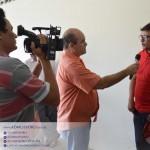 Entrevista com o Missionário Warner Lisboa durante sua despedida