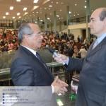 Entrevista com o Pr. Martim Alves durante a XI EBORN
